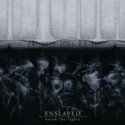 ENSLAVED Below The Lights [CD]