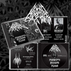 ABHOMINE Proselyte Parasite Plague [CD]