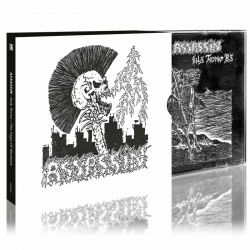 ASSASSIN Holy Terror / The Saga of Nemesis  , PRE-ORDER , SLIPCASE [CD]