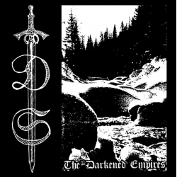 "DEPRESSIVE SILENCE The Darkened Empires LP [VINYL 12""]"