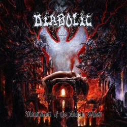 DIABOLIC Mausoleum of the Unholy Ghost , PRE-ORDER , DIGIPAK [CD]