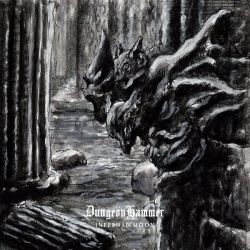 "DUNGEONHAMMER Infernal Moon (BLACK) [VINYL 12""]"
