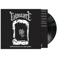 "EXCRUCIATE Mutilation of the Past LP, PRE-ORDER ,BLACK [VINYL 12""]"