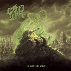 GRISLY The Spectral Wars  [CD]