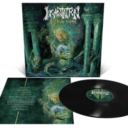 "INCANTATION Sect of Vile Divinities LP , BLACK  [VINYL 12""]"