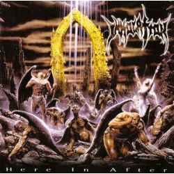 IMMOLATION Here In After [CD]