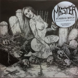 MASTER Funeral Bitch [CD]