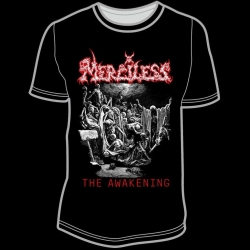 MERCILESS The Awakening 2019 SHIRT SIZE XL