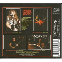 MORBID ANGEL Altars Of Madness (DIGIPACK) FDR [CD]