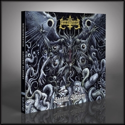 NECROWRETCH Satanic Slavery (DIGIPACK) [CD]