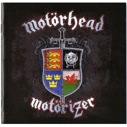 MOTORHEAD Motorizer [CD]