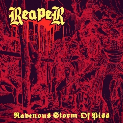 REAPER Ravenous Storm Of Piss (RED TAPE) [MC]