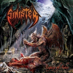 SINISTER Legacy Of Ashes [CD]