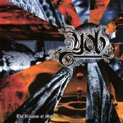 YOB The Illusion Of Motion [CD]