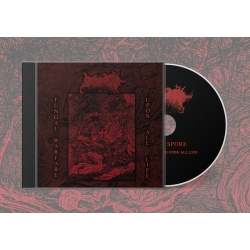 BLOOD SPORE Fungal Warfare Upon All Life [CD]