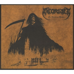 EXCORIATE On Pestilent Winds... (DIGIPACK) [CD]