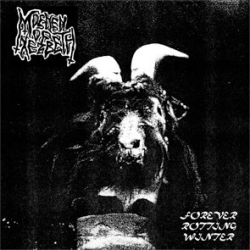 "MOENEN OF XEZBETH Forever rotting winter [VINYL 7""]"