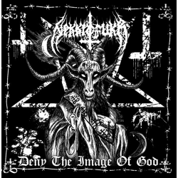 NEKKROFUKK  Deny The Image of God [CD]